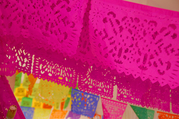 How to Make Papel Picado (Day of the Dead, Halloween, Cinco de Mayo)