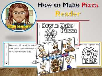 How to Make Pizza Reader