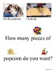 How to Make Popcorn Sequencing Activity