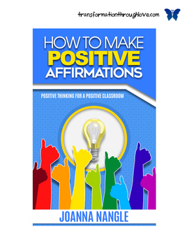 How to Make Positive Affirmations!