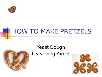 How to Make Pretzels PPT