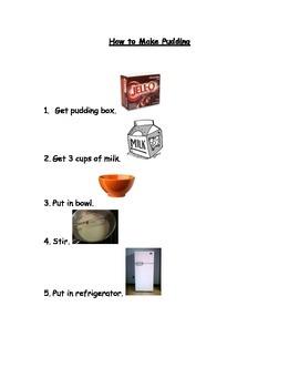 How to Make Pudding