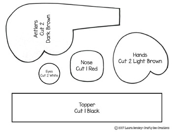 How to Make Reindeer Food Craft