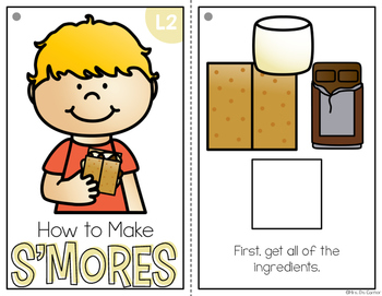 How to Make Smores { Level 1 and Level 2 } Making S'Mores