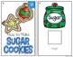 How to Make Sugar Cookies Adapted Books { Level 1 and Level 2 } Making Cookies
