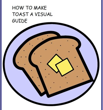 How to Make Toast/Social Story
