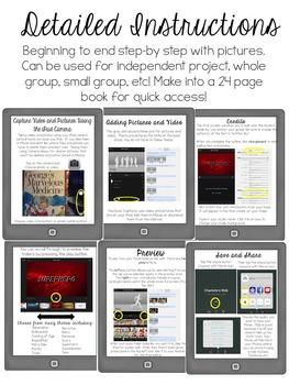 !!!How to Make a Book Trailer BUNDLE!!!