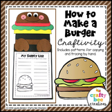 How to Make a Burger Craft