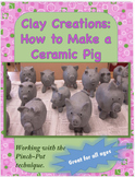 How to Make a Clay Pig