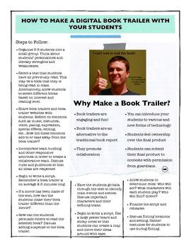 How to Make a Digital Book Trailer