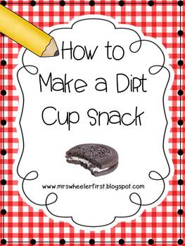 How to Make a Dirt Cup Snack
