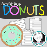 How to Make a Donut - How to Writing and Craft Activities
