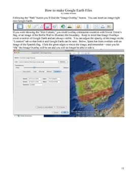 How to Make a Google Earth Trip File