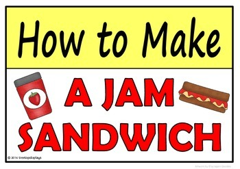 How to Make a Jam Sandwich