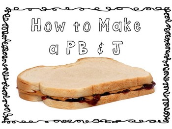 How to  Make a PB & J
