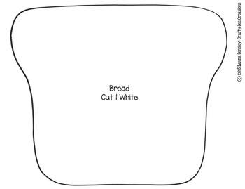 How to Make a PB&J Sandwich Craftivity