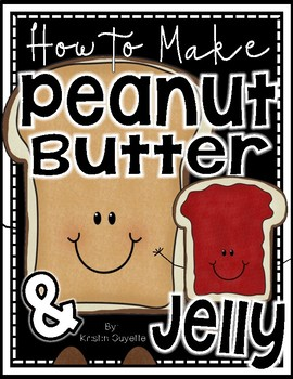 How to Make a Peanut Butter & Jelly Sandwich, by Cruzio Customer Service
