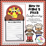 How to Make a Pizza Craft