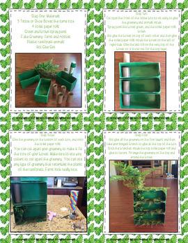 How to Make a Rainforest Diorama: Grades 1 and 2