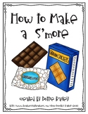 How to Make a S'more Writing Activity