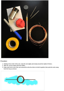 How to Make a Simple Electric Motor