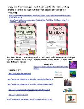 How to Make a Snowflake-Procedural Writing