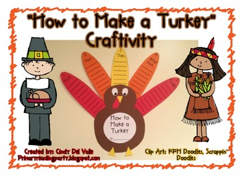 how to make a tanksgiving turkey