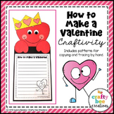 How to Make a Valentine Craft