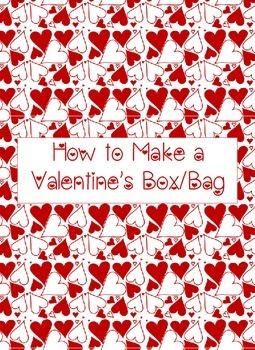 How to Make a Valentine's Box/Bag