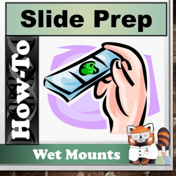 How to Make a Wet Mount Slide
