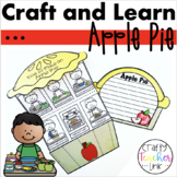 How to Make an Apple Pie Craft and Write