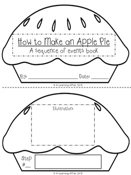 How to Make an Apple Pie and See the World Activity Bundle