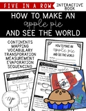 How to Make an Apple Pie and See the World Interactive Book