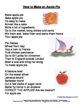 How to Make an Apple Pie and See the World - Song