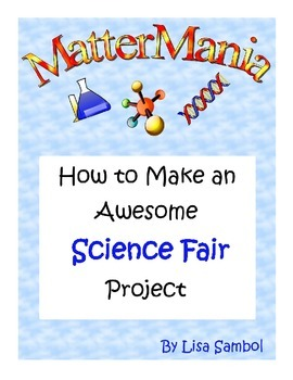 Science Fair Project Design