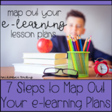 How to Map Out Your E-Learning Lesson Plans