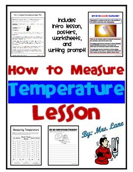 How to Measure Temperature Lesson
