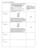 How to Multiply Decimals, Multi-digit by Multi-digit - PDF