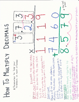 How to Multiply Mixed Numbers (3 digit by 2 digit)