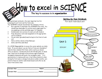 How to Organize Binder in Science