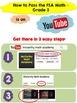 3rd Grade Math FSA Test Prep - FREE VIDEOS - (DEAL ALERT-SAVE 56%!!!)