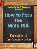 4th FSA Math Test Prep with Videos | Perfect for DISTANCE