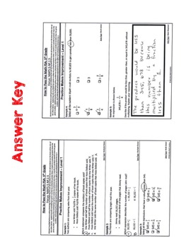How to Pass the Math FSA - Multiply Fractions (Scaling/Resizing) - MAFS.5.NF.2.5