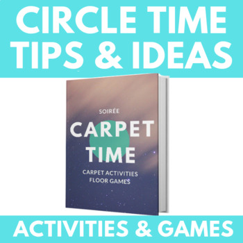 How to Plan Circle Time: 20 Activities & Games