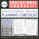 How to Plan a School Travel Experience: Student-Directed P