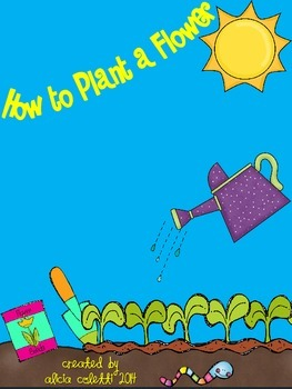 How to Plant a Flower!