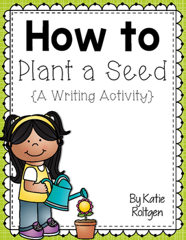 How to Plant a Seed {How-to Writing Freebie!}