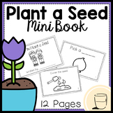 How to Plant a Seed - Mini Book - Free