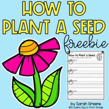 How to Plant a Seed - Sequencing!