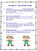 """How to """"Play"""", """"Make"""", or """"Do"""" Writing Pieces"""